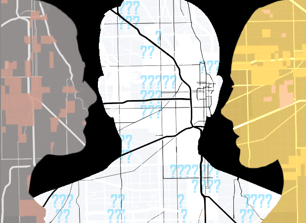 Where are Chicago's Poor White Neighborhoods?